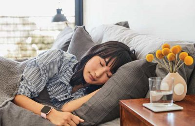 Six Natural Tips For Deep Sleep